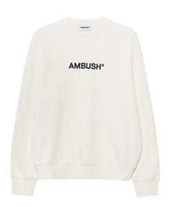 AMBUSH Regular Fit Crew Off White