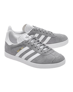 ADIDAS ORIGINALS Gazelle Mid Grey