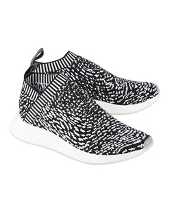 ADIDAS ORIGINALS NMD CS2 Primeknit Core Black