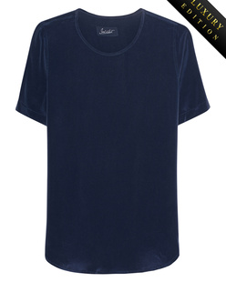 JADICTED Heavy Silk Clean Navy