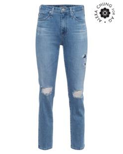 AG Jeans X Alexa Chung The Sabine With Love
