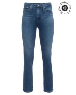 AG Jeans X Alexa Chung The Sabine Blue