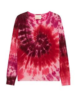 Absolut Cashmere Wool Cashmere Batik Rose Red