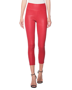 SPRWMN Sleek Crop Red