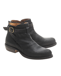FIORENTINI AND BAKER Carnaby Carry Cayenne Nero