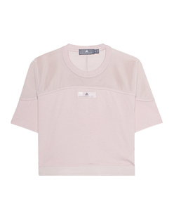 ADIDAS BY STELLA MCCARTNEY Ess Crop Tee Rose