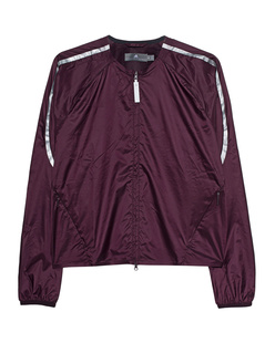 ADIDAS BY STELLA MCCARTNEY Run Azd Jkt Burgundy