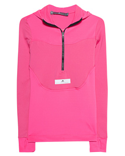 ADIDAS BY STELLA MCCARTNEY Active Front Zip Pink