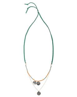 HOFFNUNGSTRÄGER Necklace Green