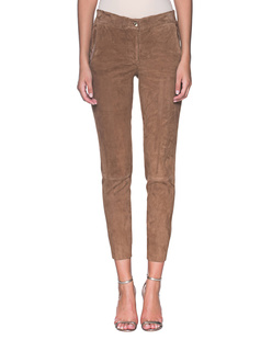 ARMA Chinita Stretch Suede Cognac