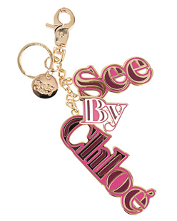 SEE BY CHLOÉ Deep Claret Pink Gold