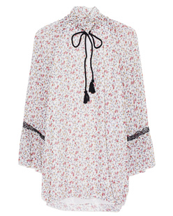 SEE BY CHLOÉ Flowerprint Multicolor White
