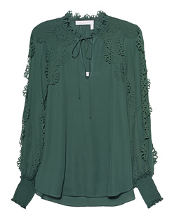 SEE BY CHLOÉ Embellished Dark Green