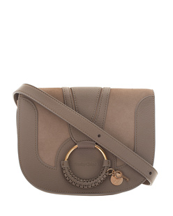 SEE BY CHLOÉ shoulder Bag Motty Taupe