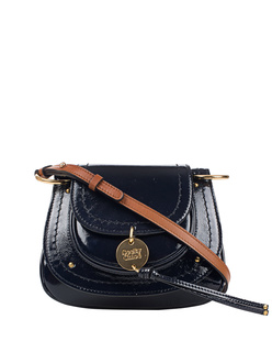 SEE BY CHLOÉ Mini Susie Navy