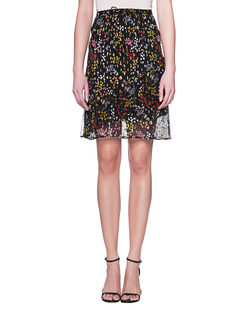 SEE BY CHLOÉ Mini Flower Print Black