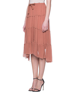 SEE BY CHLOÉ Light Flowing Amber Brown