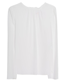 SEE BY CHLOÉ Bow Neck Off White
