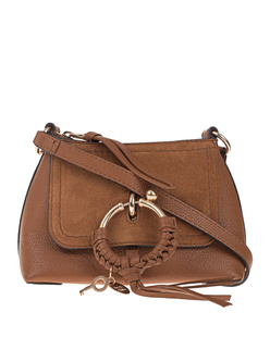 SEE BY CHLOÉ Joan Mini New Cognac