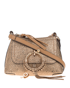 SEE BY CHLOÉ Joan Mini New Sandy Bronze