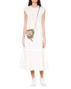 SEE BY CHLOÉ Mid Dress White