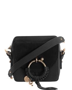SEE BY CHLOÉ Joan Camera Mini Bag Black