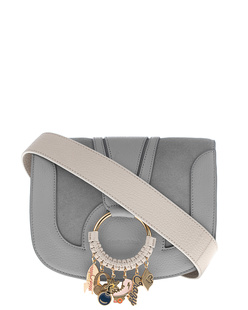 SEE BY CHLOÉ Shoulder Bag Skylight Grey