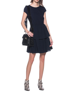 SEE BY CHLOÉ Flounces Chic Navy