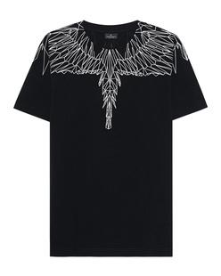 Marcelo Burlon Wings 3D Black