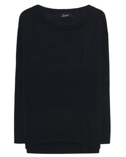JADICTED Oversize Knit Black