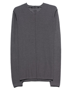 HANNES ROETHER Knit Combo Grey