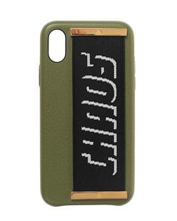 CHAOS iPhone X Strap Khaki
