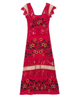 FOR LOVE AND LEMONS Cecelia Hot Red