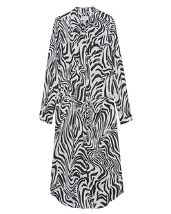 JADICTED Dress Zebra