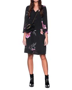 JADICTED Blacklily Dress Black