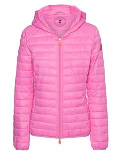 SAVE THE DUCK Giga Hood Pink