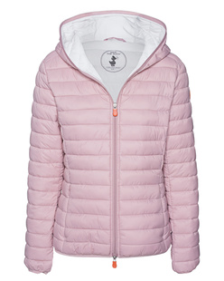 SAVE THE DUCK Light Quilted Hood Rose