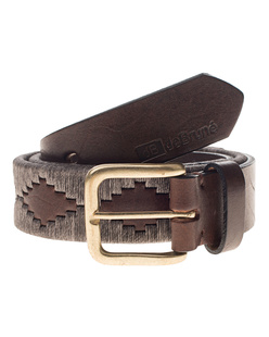 deBruné Polo Belt 650 Grey