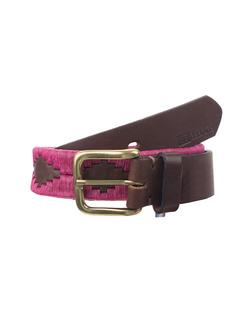 deBruné Polo Belt Pink