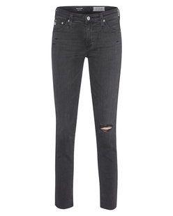 AG Jeans The Stilt Crop 10 Years Anthra