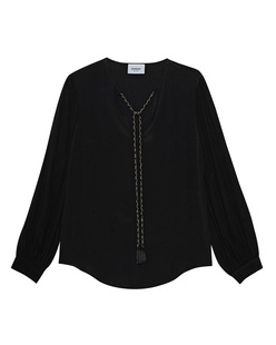 Dondup Chic Tassel Black