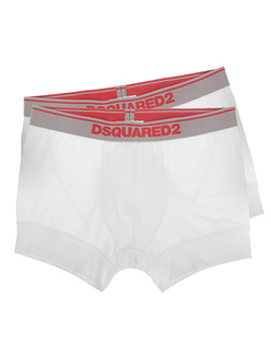 DSQUARED2 Trunk Twin Pack Red White