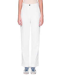 NINE IN THE MORNING Deep Palazzo Woman Off-White