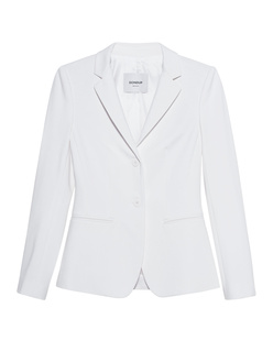 Dondup Jersey Chic White