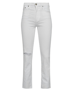 AG Jeans The Isabelle White