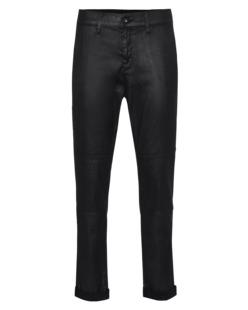 AG Jeans The Wyatt Utilitarian Slouchy Skinny Black