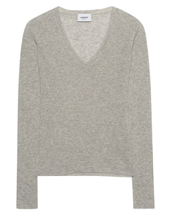 Dondup V-Neck Light Grey