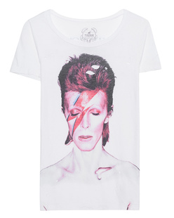 Trunk David Bowie White