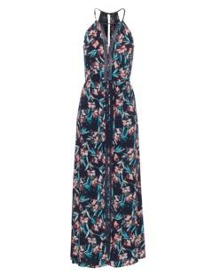ELLA MOSS Floradita Dress Blue