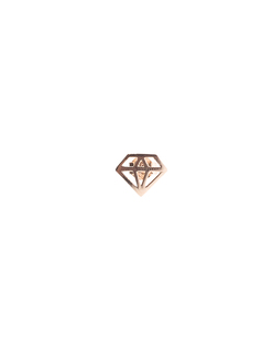 ART YOUTH SOCIETY Diamond Ear Gold
